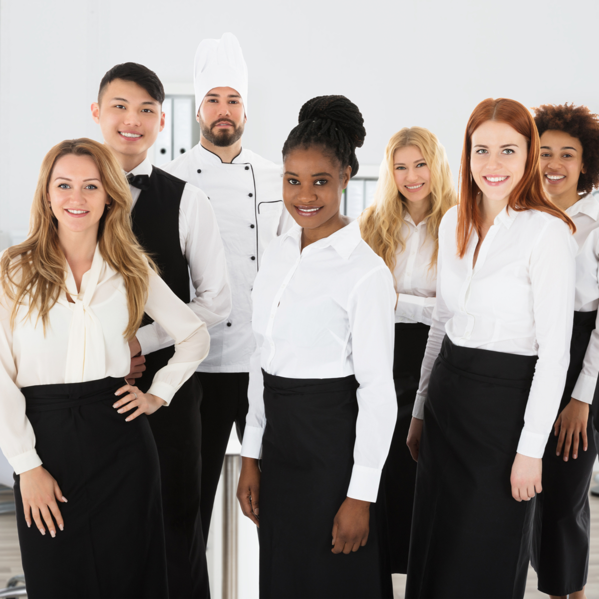 4 Things To Consider When Choosing Restaurant Uniforms