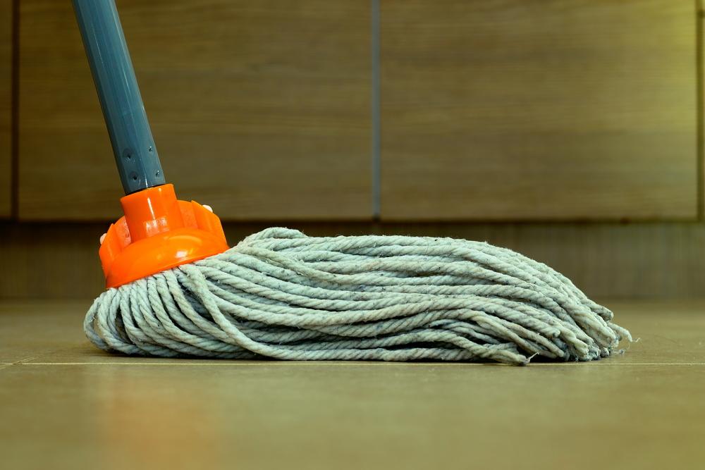 Wet Mop Rental